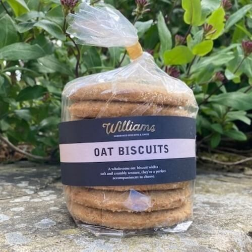 Williams Oat Biscuits 310g